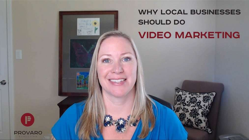 Why local businesses should do video marketing