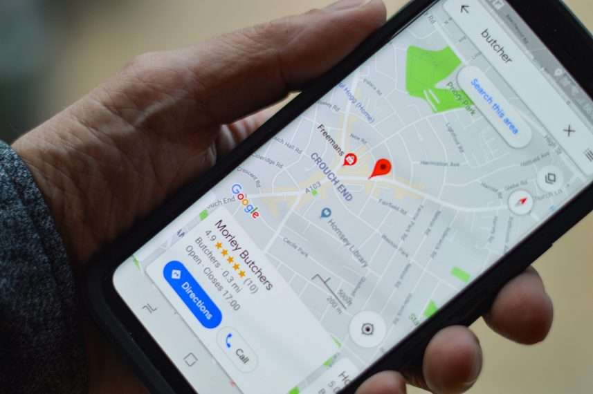 5 Tips To Help Your Local Business Rank Higher On Google Maps
